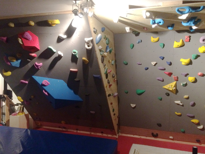 MGYM Bouldering